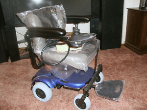 Portable Power Wheelchair (BRAND NEW)