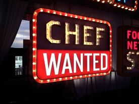 Chefs and drivers required full / part time