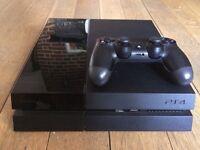 PS4 500gb w/ controller + FIFA 16