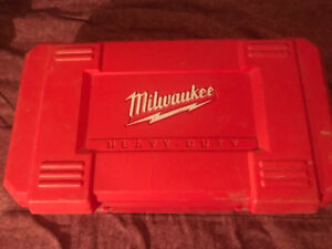 Milwaukee Right Angle Drill Kit