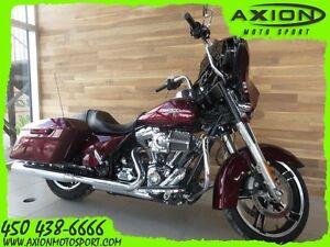 2014 Harley-Davidson FLHXS STREET GLIDE 99,60$/SEMAINE