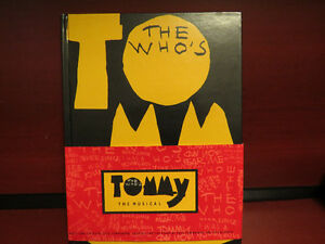 The Who's Tommy: The Musical Hardcover – 1993 by Pete Townshend