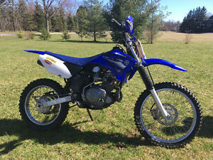 Yamaha 125 TTR with Electric Start Excellent Condition