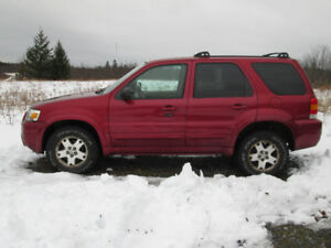 2006 Ford Escape AWD