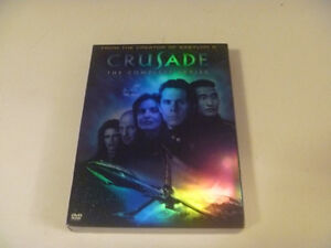 Crusade The Complete Series On DVD