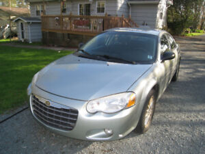 Low Mileage Good Condition 2006 Chrysler Sebring