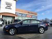 2011 Chevrolet Cruze LT Turbo  FUEL SAVER, BLUETOOTH, LOW CREDIT