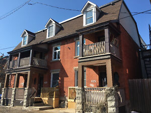 Newly Renovated Centretown Bachelors and One Bedroom Apts