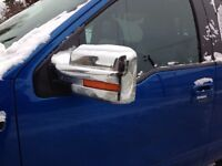 Ford chrome mirror covers