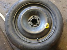 "16"" Ford focus Mondeo Galaxy transit Connect spare wheel"