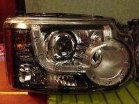 LANDROVER DISCOVERY 2010 - 2013 BI XENON HEADLIGHTS GENUINE OEM COMPLETE **BARGAIN** DISCOVERY 4