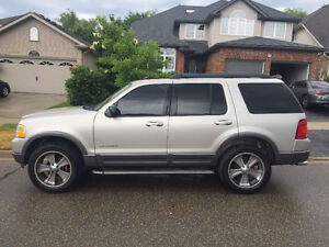 2005 Ford Explorer Advanced track RSC Hatchback