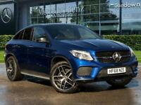 2019 Mercedes-Benz GLE-CLASS GLE 350 d 4MATIC AMG Line Night Edition Coupe Auto