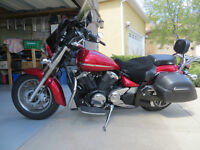 "2009 Yamaha Vstar 1300 low kms ""Reduced Price this weekend only"""