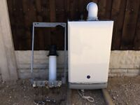 Baxi Duo-Tec Combi 28 HE (used for parts not working)