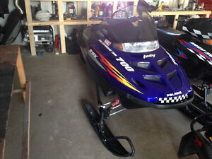 2000 Polaris Indy/RMK 700