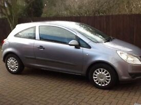 2006 (new model) Vauxhall Corsa 1.0 Life 3dr only 35k, trade in considered, credit cards accepted