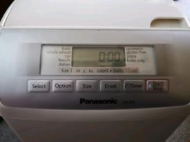 Panasonic Automatic Breadmaker SD255