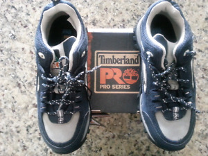 Timberland metal shoes