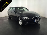 2012 62 BMW 320D SE TOURING 1 OWNER BMW SERVICE HISTORY FINANCE PX WELCOME