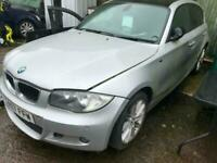 BREAKING FOR SPARES 2008 BMW 118I M Sport 5DR