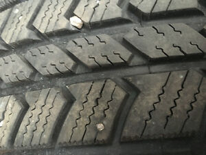REDUCED Artic Claw Studed Winter Tires Prince George British Columbia image 2