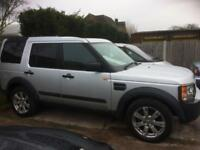 2005 LAND ROVER DISCOVERY 2.7 Td V6 7 seat