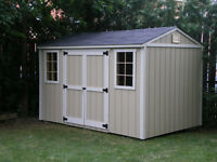 GARDEN SHED -  KIJIJI SUPER SPECIAL - CALL NOW