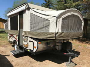2015 Viking Forest River Tent Trailer