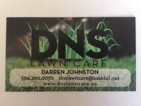 DNS Lawn Care. Booking Now!!!