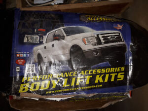 Lift kit f150 2003 +spacer roue