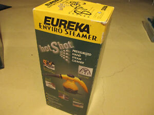 Eureka Garment Steamer with tools