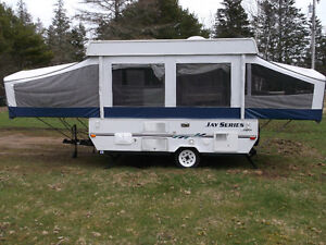 2005 JAYCO JAY SERIES 1007 .ONLY $3000 YARMOUTH CAMPER TRAILER