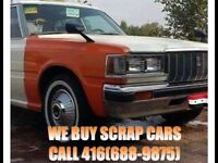 ✅CASH✅MONEY FOR SCRAP CARS&USED CARS ☎️4166889875