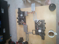 A1312 iMac (Mid-2010) working components - tested