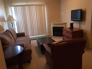 2 bed 2 bath fully furnished condo in Lougheed Drive