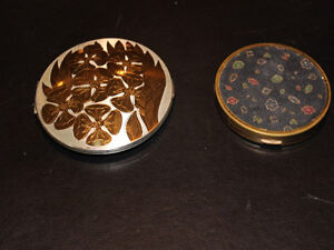 Ladies Vintage Compacts