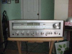 Pioneer SX-650 Receiver