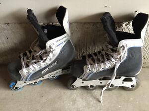 Bauer supreme skate , size 3