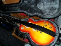 GIBSON EPIPHONE 1960 LES PAUL TRIBUTE $600.