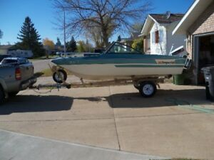 15' Imperial Open Bow Boat / Trade
