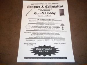 Antiques  and Gun show and sale.