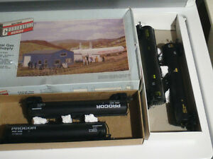HO scale electric model trains huge collection Kitchener / Waterloo Kitchener Area image 9