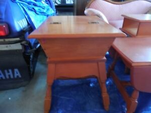 4 maple tables
