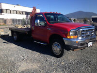 2001 Ford F-450 XL SuperDuty FLDCK Pickup Truck