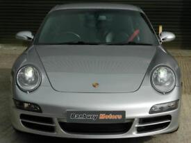2006 PORSCHE 911 CARRERA 2 S COUPE PETROL