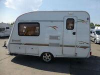 Elddis Avante 362 2 Berth Caravan