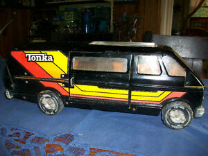 Tonka conversion van