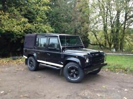 2002 Land Rover Defender 110 Double Cab Pick-up *Rare Black Edition*
