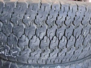MULTIPLE SET of 17-18- 20 in tires 60% TREAD